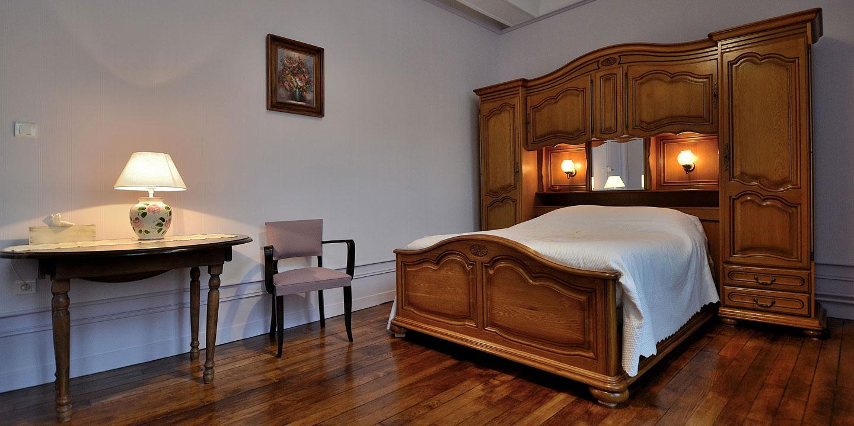 chambre pauline au l vrier d 39 argent chambres d 39 h tes bar le duc. Black Bedroom Furniture Sets. Home Design Ideas